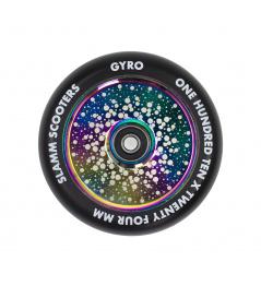 Wheel Slamm 110mm Gyro Hollow Core Neochrome