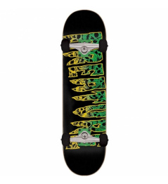 Skate set CREATURE - Catacomb Mid Sk8 Completes 7.80in x 31.00in Creature 2020/21 vell.7,8