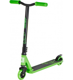 Freestyle scooter HangUp Outlaw III green