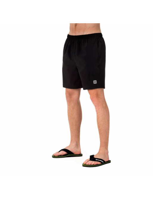 Swimming shorts Horsefeathers Tanner black reflective 2018 vell.36