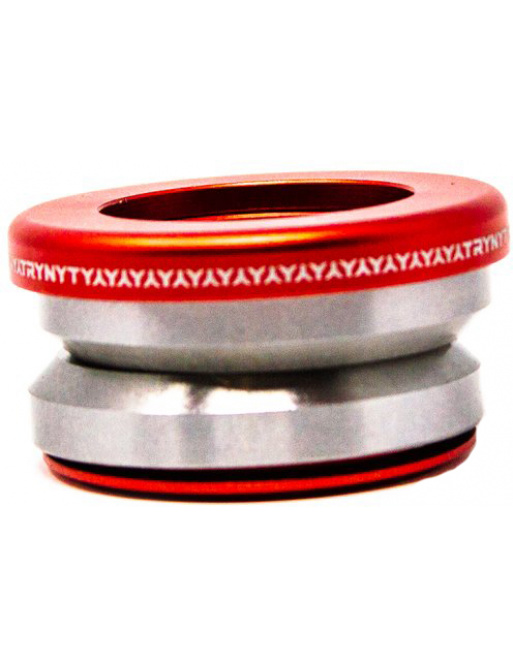 Headset Trynyty Integrated red