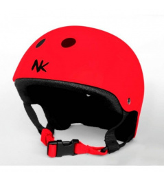 Nokaic helmet red