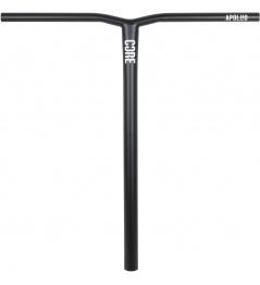 CORE Apollo Titanium 630mm black handlebars