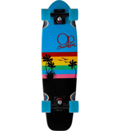 Ocean Pacific Sunset Cruiser Skateboard (25 "