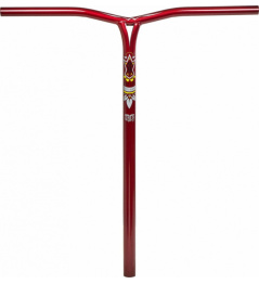 Raptor Standard SCS handlebars red v: 680 mm