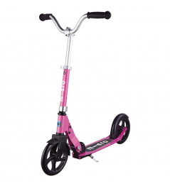 Micro Cruiser Pink Folding Scooter