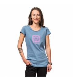 T-Shirt Horsefeathers Eleonor blue shadow 2019 dámské vell.S