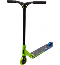 Freestyle scooter AO Bloc green