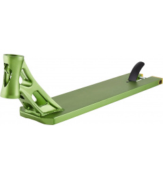 North Transit board green 584mm + griptape free
