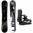 Set Lib Technologies Skate Banana stl / blko-Union Strata black 2020/21