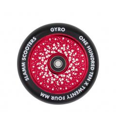 Wheel Slamm 110mm Gyro Hollow Core red