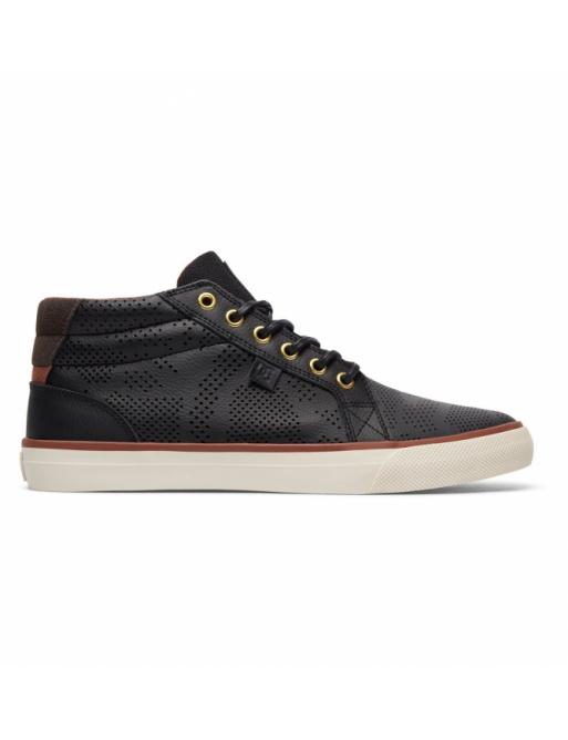 Dc Council Shoes Mid SE black / camo 2017/18