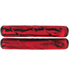 Grips Striker Thick Logo Black / Red