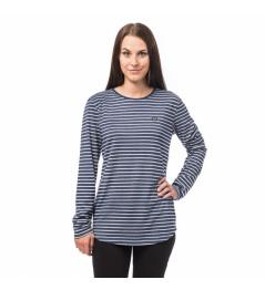 T-shirt Horsefeathers Demi blue stripes 2019/20 vell.M
