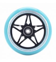 Wheel Blunt S3 110mm Black Turquoise