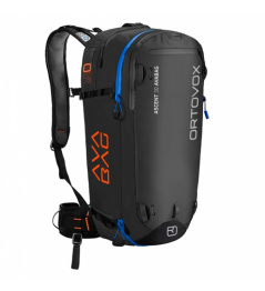 Backpack Ortovox Ascent 30 black Avabag KIT