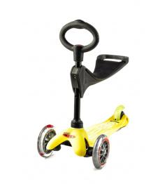 Mini micro Deluxe 3in1 Yellow