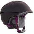 Anon Helmet Galena black 2015/16 dámská vell.S