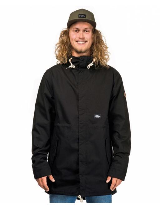 Jacket Horsefeathers Andrew black 2018 vell.L
