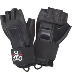 Triple Eight Hired Wrist and Hand Protectors (S)