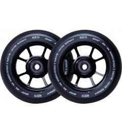 Wheels North Signal 110x30mm Matte Black 2pcs