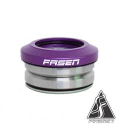 Fasen Integrated headset purple
