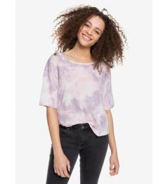 T-shirt Roxy Really Sunny 146 pfj6 orchid petal fly time 2021 dámské vell.S