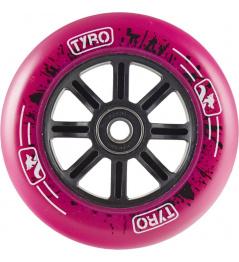 Wheel Longway Tyro Nylon Core 110mm pink