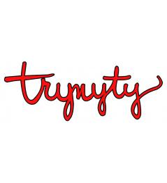 Sticker Trynyty Red