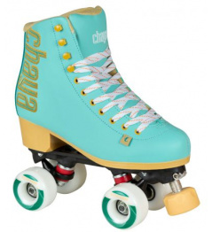 Chaya Quad Melrose Roller Skates Elite Sea Foam Dream