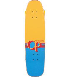 "Ocean Pacific Makai Cruiser Skateboard (28 ""| Yellow)"
