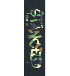 Griptape Stanced Logo Camo