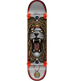 "Speed Demons Skateboard Animal 7.5 ""Zion"