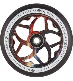 Wheel Striker Essence V3 Black 110mm Yellow Galaxy