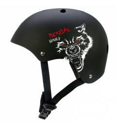 Bestial Wolf Blackskull helmet (M-XL)