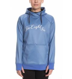 Sweatshirt 686 Cora Bonded Flc Pullover washed indigo 2019/20 women's vell.M