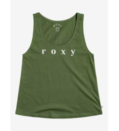 T-shirt Roxy Closing Party 118 gnt0 vineyard green 2021 women's vell.M