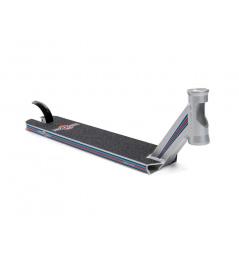 Board Lucky Cody Flom V3 520mm silver + free griptape