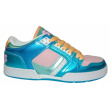 Osiris Shoes NYC 83 LOW 10 W.blue/pink/white vell.UK5,5