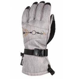 Gloves 686 Paige gray diamond txtr 2019/20 women's vell.S