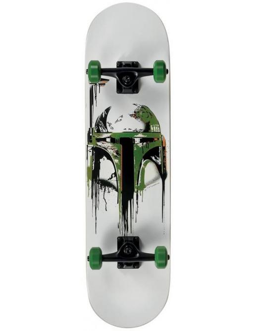 Skateboard Star Wars Fading Boba