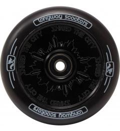 Wheel Longway Monochrome City 110mm black