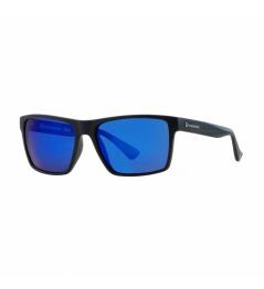 Horsefeathers Merlin glasses - matt black / mirror blue 2021