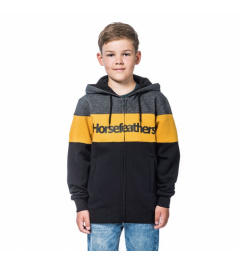 Sweatshirt Horsefeathers Trevor golden yellow 2020/21 children's vell.L