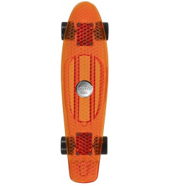 Choke Juicy Skateboard Susi Elite Clear Orange