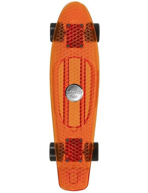 Choke Juicy Skateboard Susi Elite Clear Orange