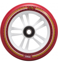 Wheel AO Mandala 110mm red