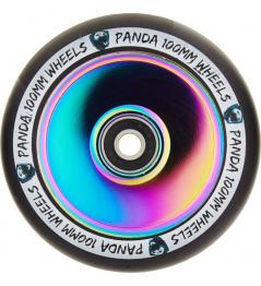 Panda Balloon Fullcore 100mm Rainbow wheel