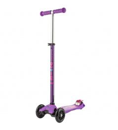 Maxi Micro Deluxe Purple Scooter