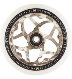 Wheel Striker Essence V3 White 110mm Snow Camouflage